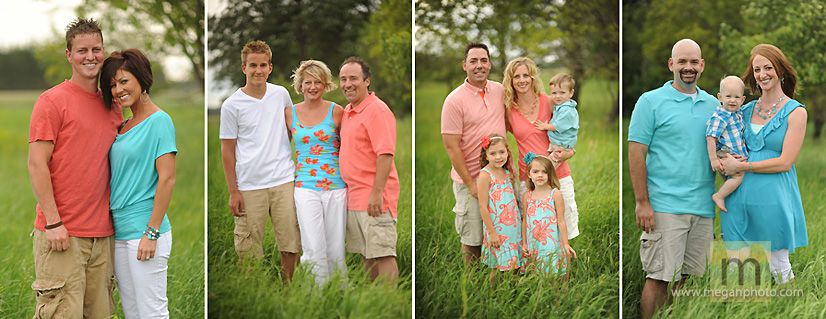 Big Family Picture Ideas