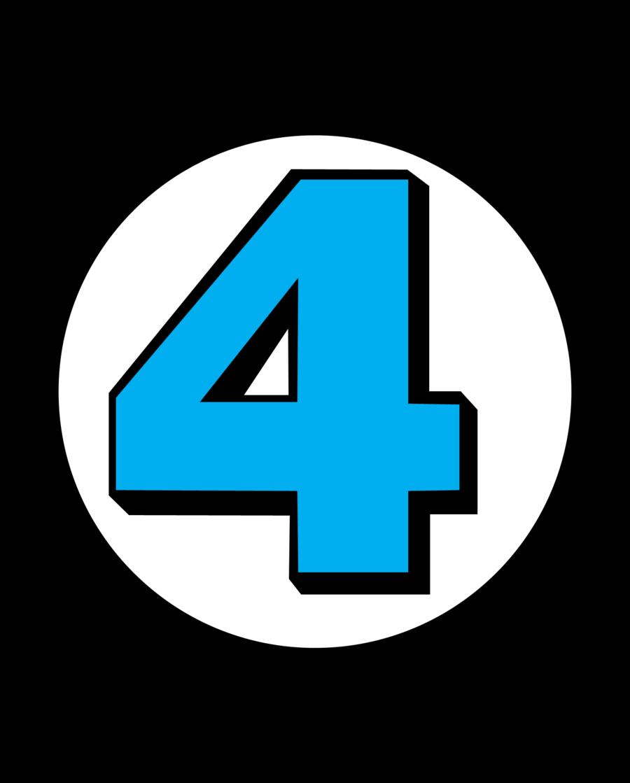 Fantastic Four Fantastic Four Fantastic Four Logo Comics Logo