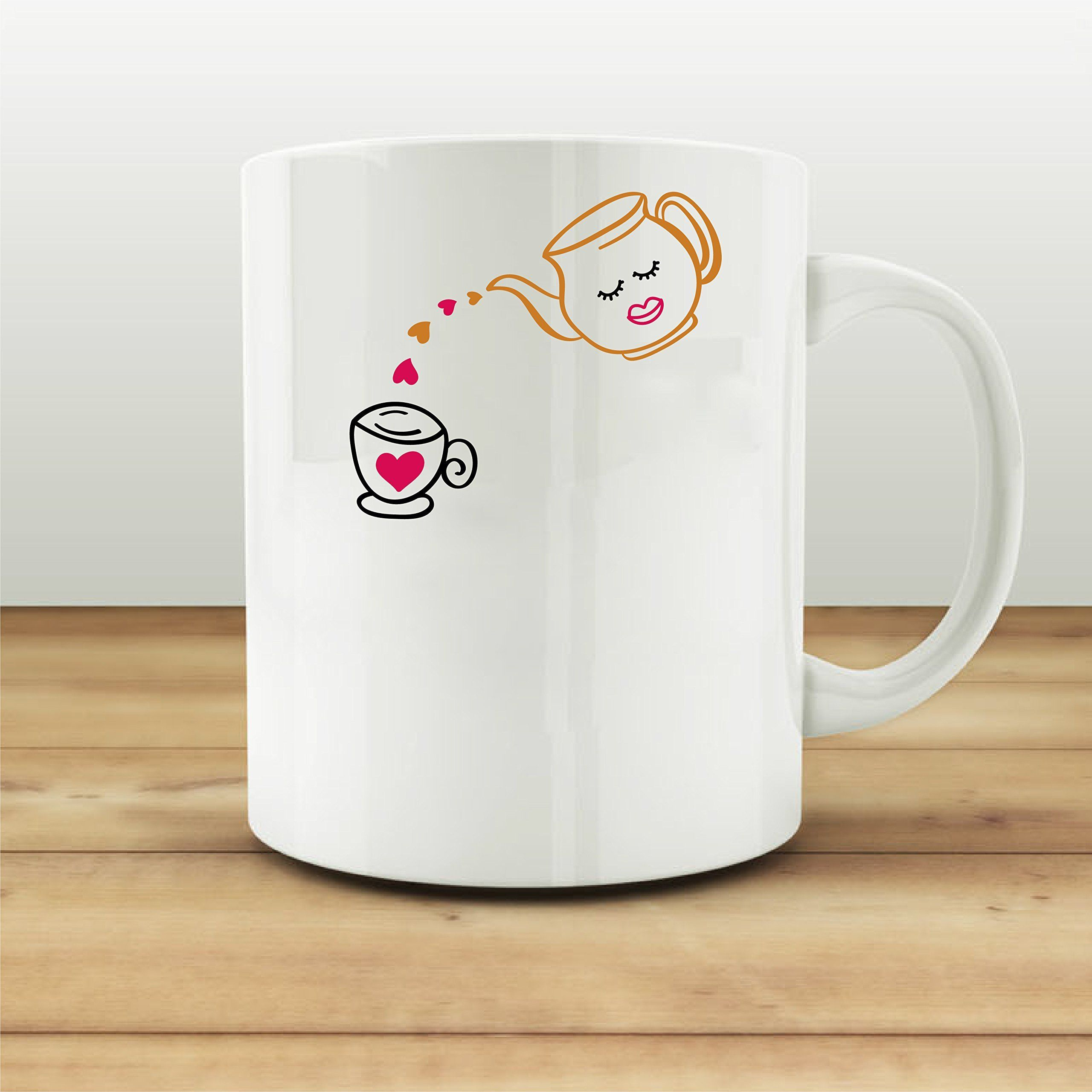 Tea Mug Mother's Day Cup Tea-rrific Mom Gift Mother's Day ...