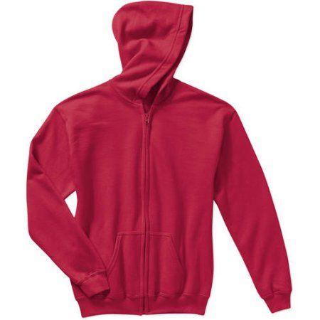 3c6644304d3b Gildan Kids Full Zip Hooded Sweatshirt