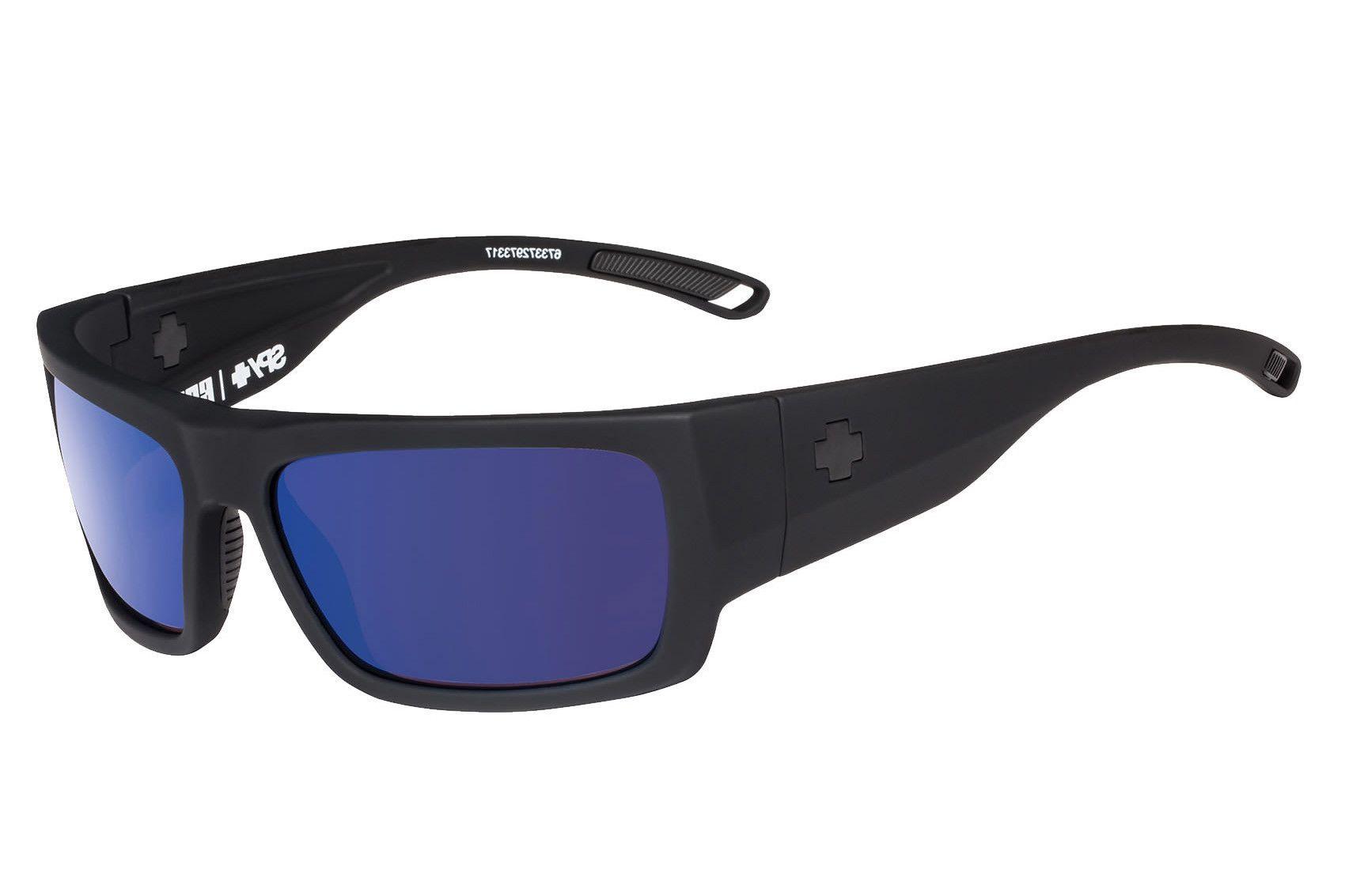 f5205d52b6 Spy - Rover Soft Matte Black Sunglasses