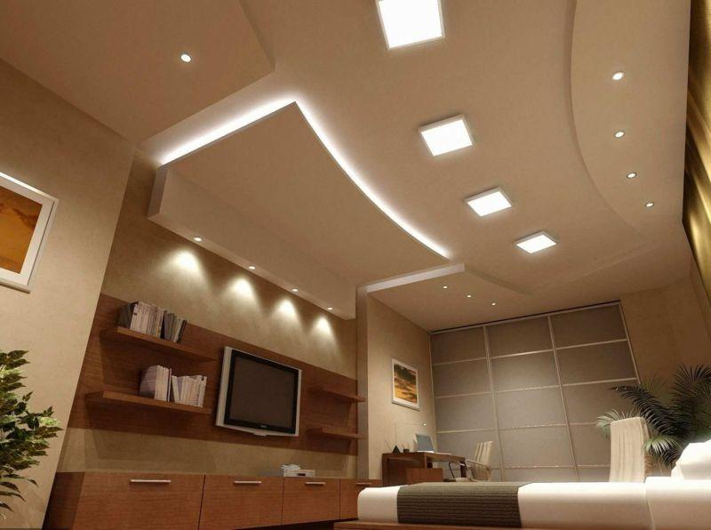 Wohnzimmer Decken Gestalten Der Raum In Neuem Licht Wohnzimmer