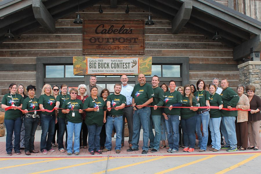 Cabelas outpost in waco texas is ready to help you with