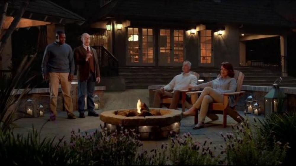 Farmers Insurance TV Spot, 'Firepit: University of Farmers ...
