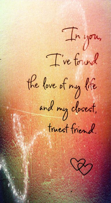 In U I've found - En Ti encontre | Love quotes for ...
