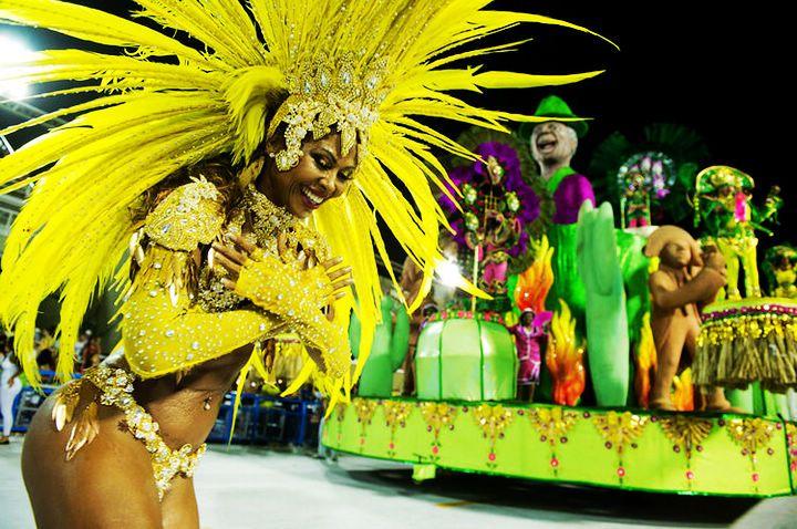 Pin En Los Carnavales Más Famosos Del Mundo