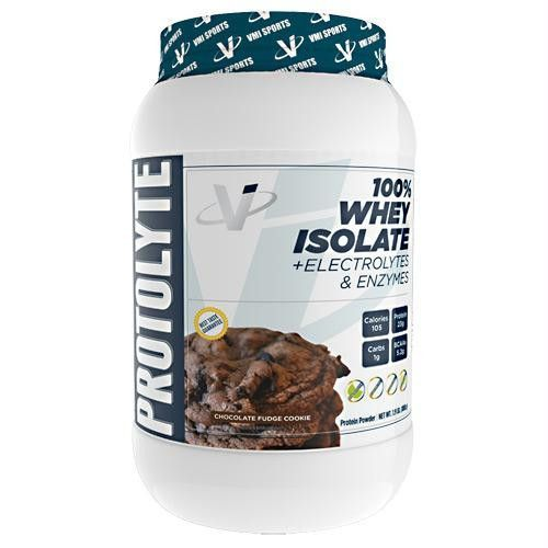 Vmi Sports Protolyte 100% Whey Isolate Chocolate Fudge Cookie