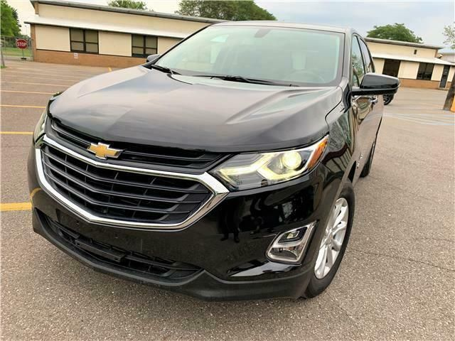 Ebay Advertisement 2018 Chevrolet Equinox Lt 2018 Chevrolet