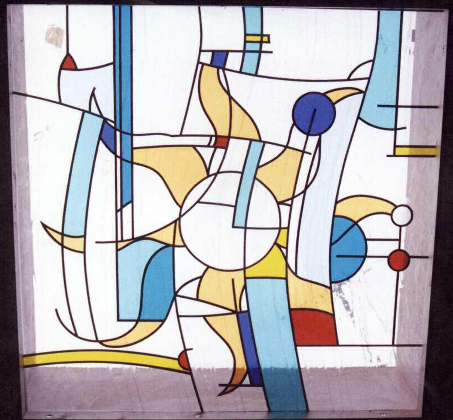 Leaded glass designs for windows - Contemporary Glass Design For Windows