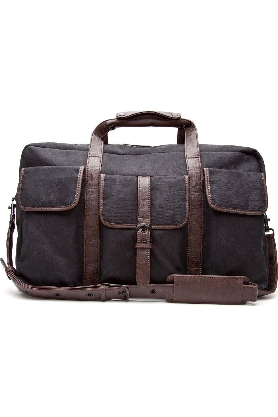 a05d99789ccc Jameson - Black - Travel Bags - Bags - MEN | Movies Online | Bags ...