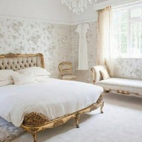 10 Französisch Stil Master Bedrooms   Dekoration Ideen