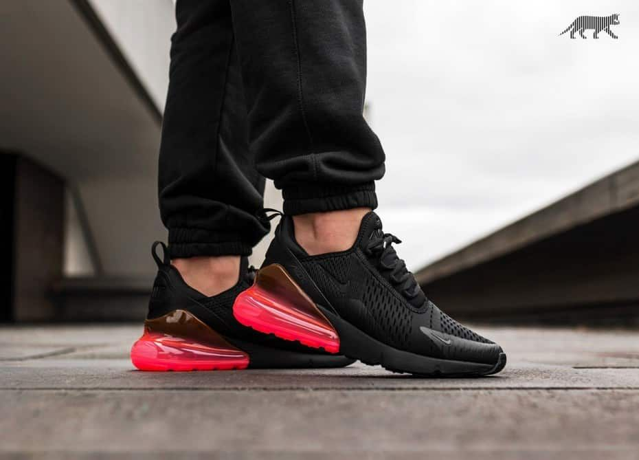 Nike Air Max 270 Hot Punch Grailify Sneaker Releases