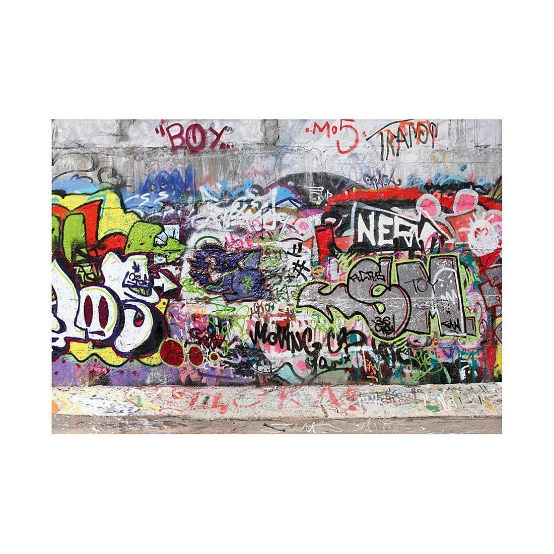Graffiti wall mural forkids giftsforthehome wall