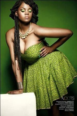 LE MAQUILLAGE DE LA FEMME NOIRE | Smith Kabiru