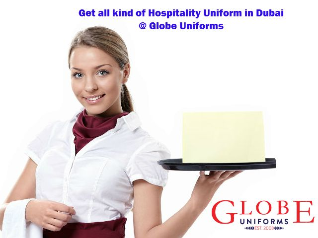 Hospitality uniform suppliers - Globe Uniform, an