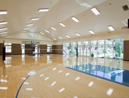 Gym Ideas Newhomesforsalehouston Home Basketball Court Indoor Basketball Court Basketball Court Flooring