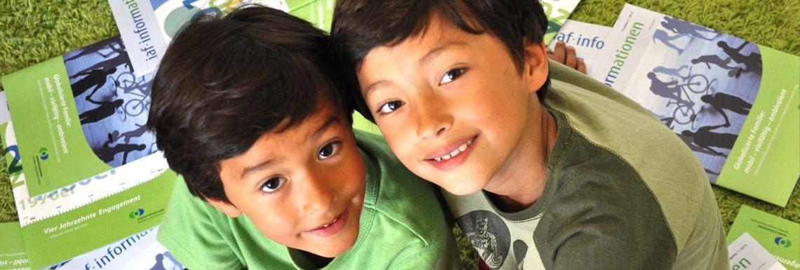Startseite - Verband binationaler Familien und Partnerschaften, iaf e. V.