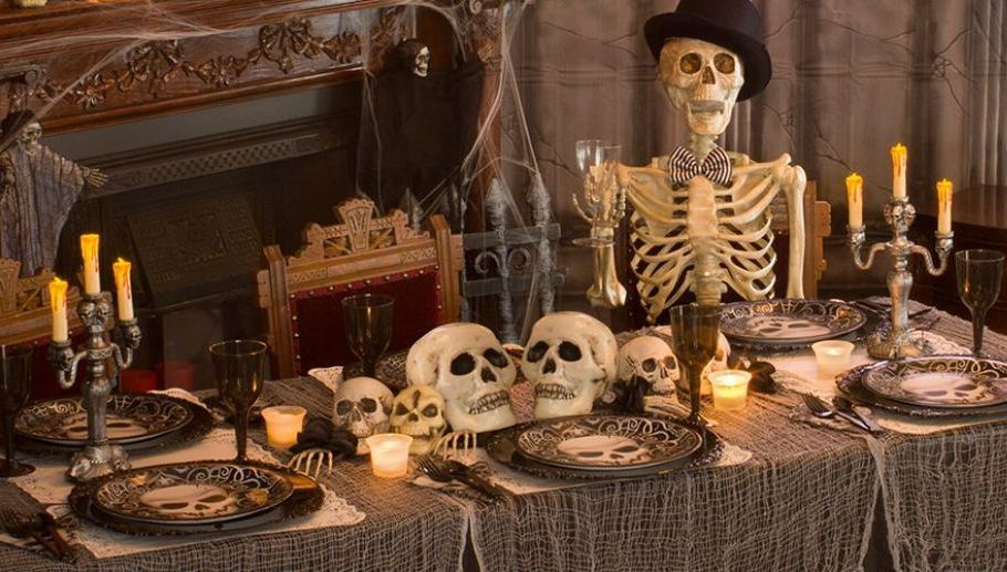 30 Halloween Party Decorations Ideas Halloween parties and Haunted - decorate house for halloween