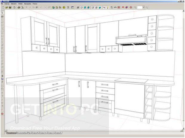 15 Animated Free Download Modular Kitchen Design software ...