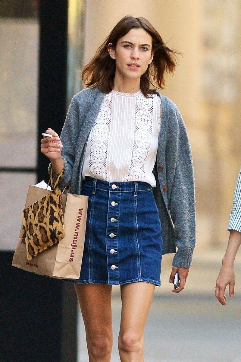 e7fb96118 Alexa Chung | Fashion | Alexa chung style, Style, Fashion