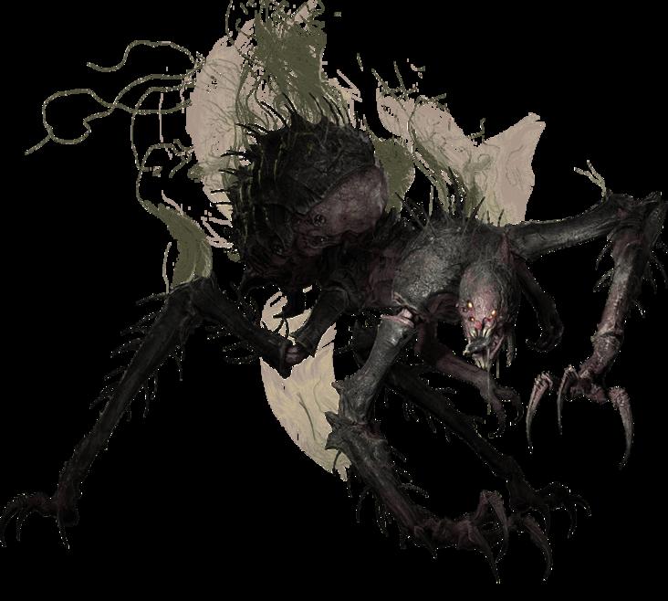 Gorgon Monster Png Horror Monsters Monster Concept Art Creature Art