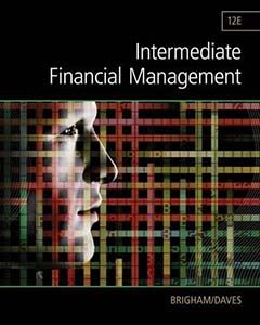 Solutions manual for intermediate financial management 12th solutions manual for intermediate financial management 12th edition brigham daves free download sample pdf solutions fandeluxe Gallery
