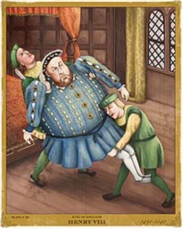 Image result for medieval manuscript obese