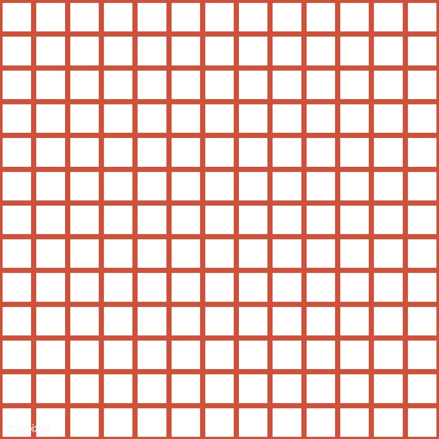 Red Seamless Grid Pattern Vector Free Image By Rawpixel Com Filmful Grid Design Pattern Grid Pattern Vector Free