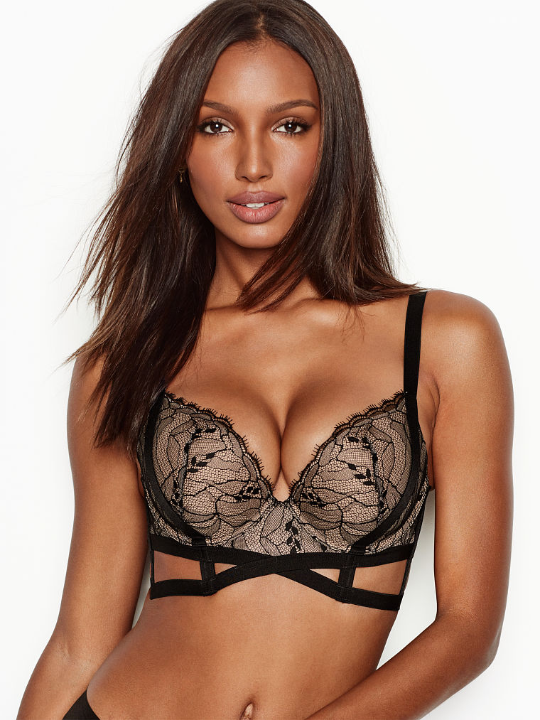 c173c2620cc27 Chantilly Lace Long Line Bra - Very Sexy - Victoria s Secret ...
