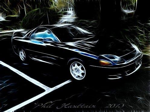 1994 3000GT.