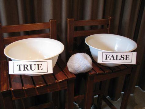 True or False Toss