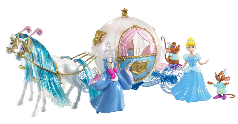 Disney carroza de cenicienta mattel - Carroza cenicienta juguete ...