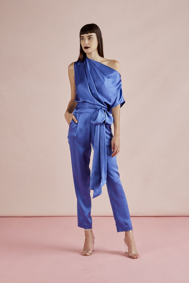 Welcome to Michelle Mason - resort 2019 Dressy Rompers And Jumpsuits 74b7a1269b0