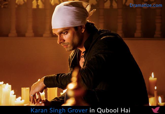 Karan Singh Grover In Qubool Hai Qubool Hai Grover Singh