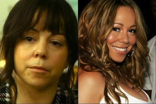 50 Photos Of Celebrities Without Makeup Celebs Without Makeup Without Makeup Mariah Carey Without Makeup