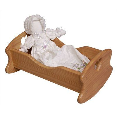 Doll Cradle Finish White Mdf You Can Find More Details By
