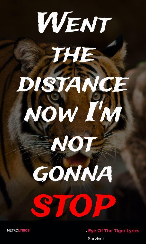 Lyric eye of the tiger katy perry lyrics : Survivor - Eye Of The Tiger Lyrics and Quotes Rising up, straight ...