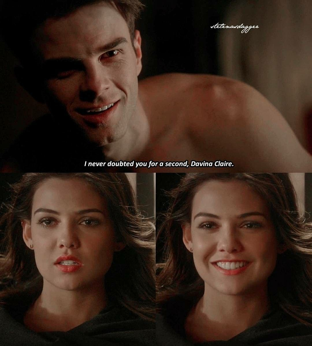 Kolvina Kol Mikaelson And Davina Claire The Originals Kol And Davina Danielle Campbell The Originals Davina Claire