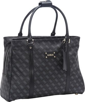 Guess Logo Affair Deluxe Travel Shopper