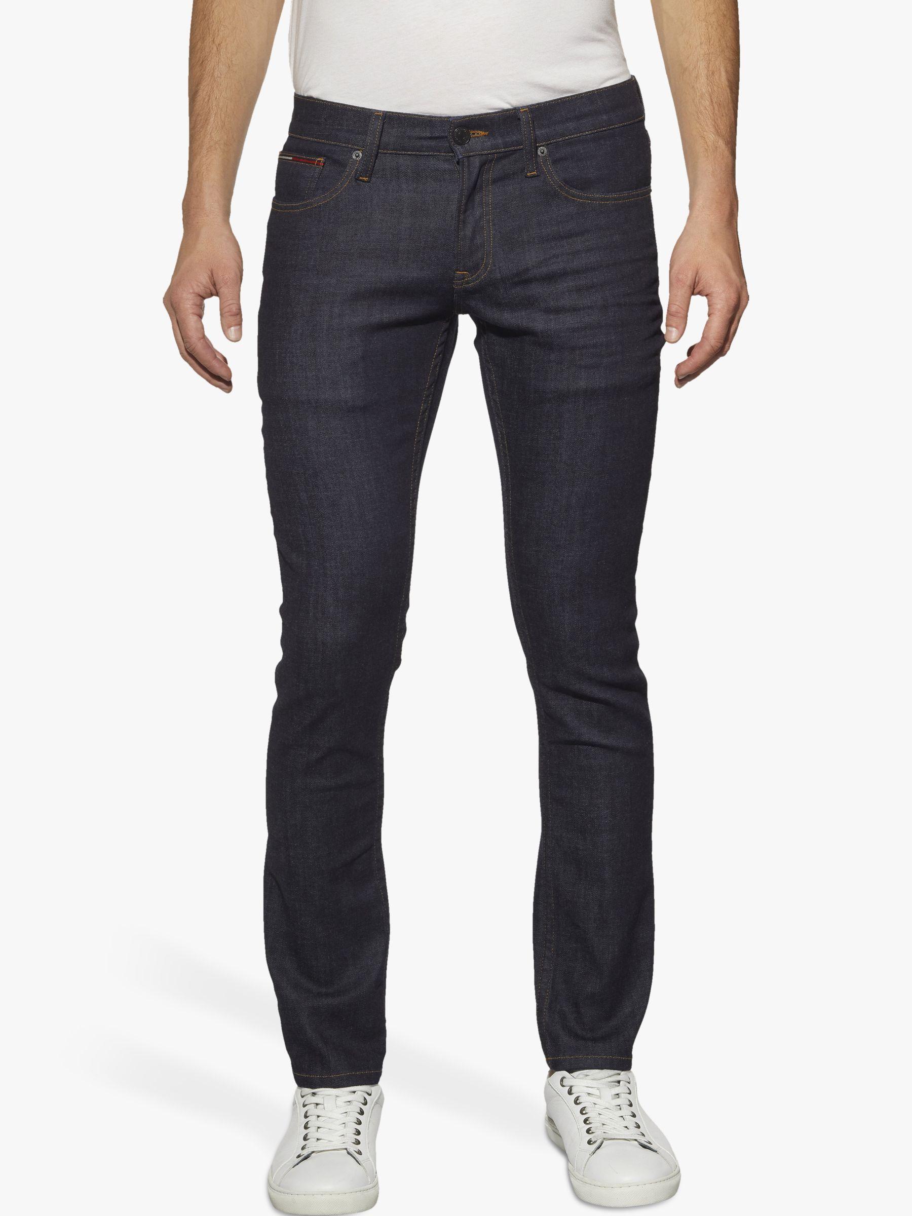 Tommy Jeans Men/'s Slim Scanton Jeans Blue