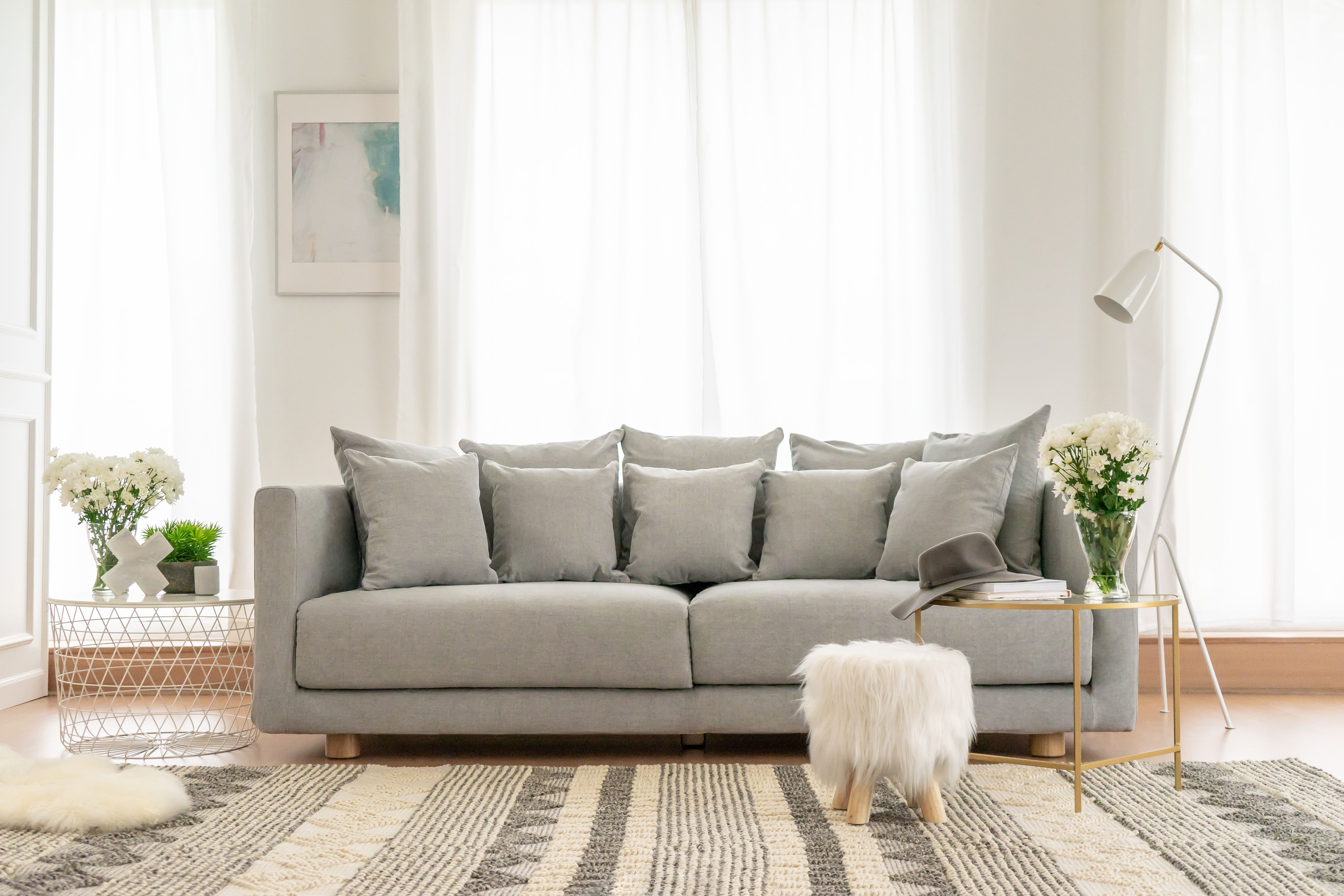 Custom Slipcovers For Ikea Stockholm 2017 Sofa In Our Madison Cotton Fabric Our New Durable Washable Cottons Are Super Comforta Ikea Ev Dekorasyonu Stockholm
