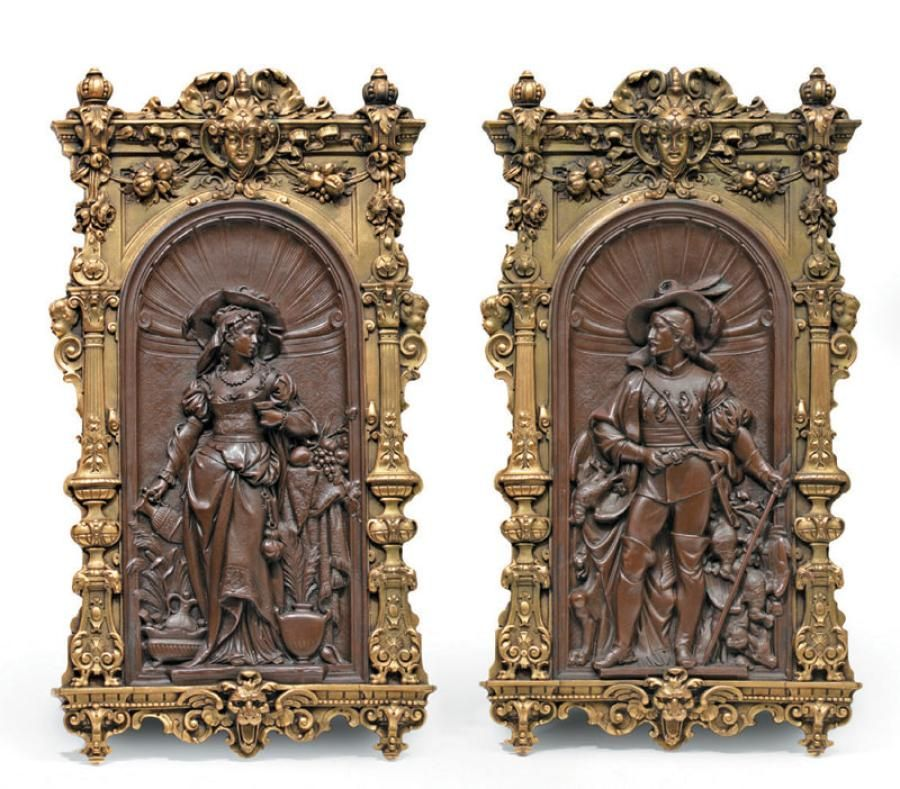 Vente aux encheres - TABLEAUX ANCIENS - MOBILIER ET OBJETS D'ART DANS L'OEIL - Millon