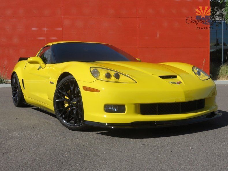 Cool Awesome Chevrolet Corvette Z06 Coupe 2 Door 2006 Chevrolet