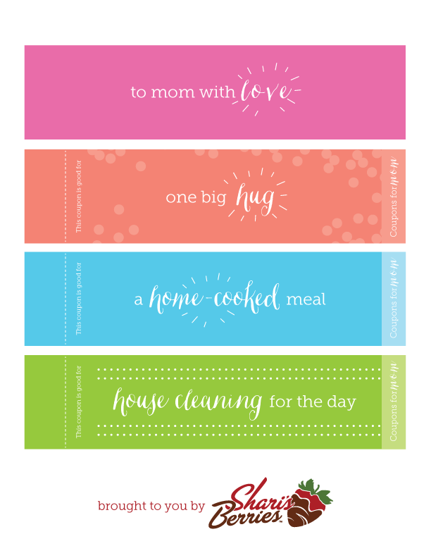 Printables Coupons For Mom Reinvented Shari S Berries Blog Celebrate Mom Mother S Day Coupons Printables