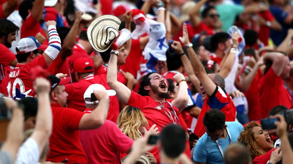 World Cup 2018 The Best Feel Good Fan Moments So Far Momentos Historicos Panamena No Racismo