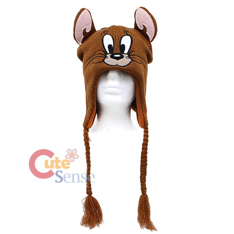 763bd7622cf tom and jerry knit hats