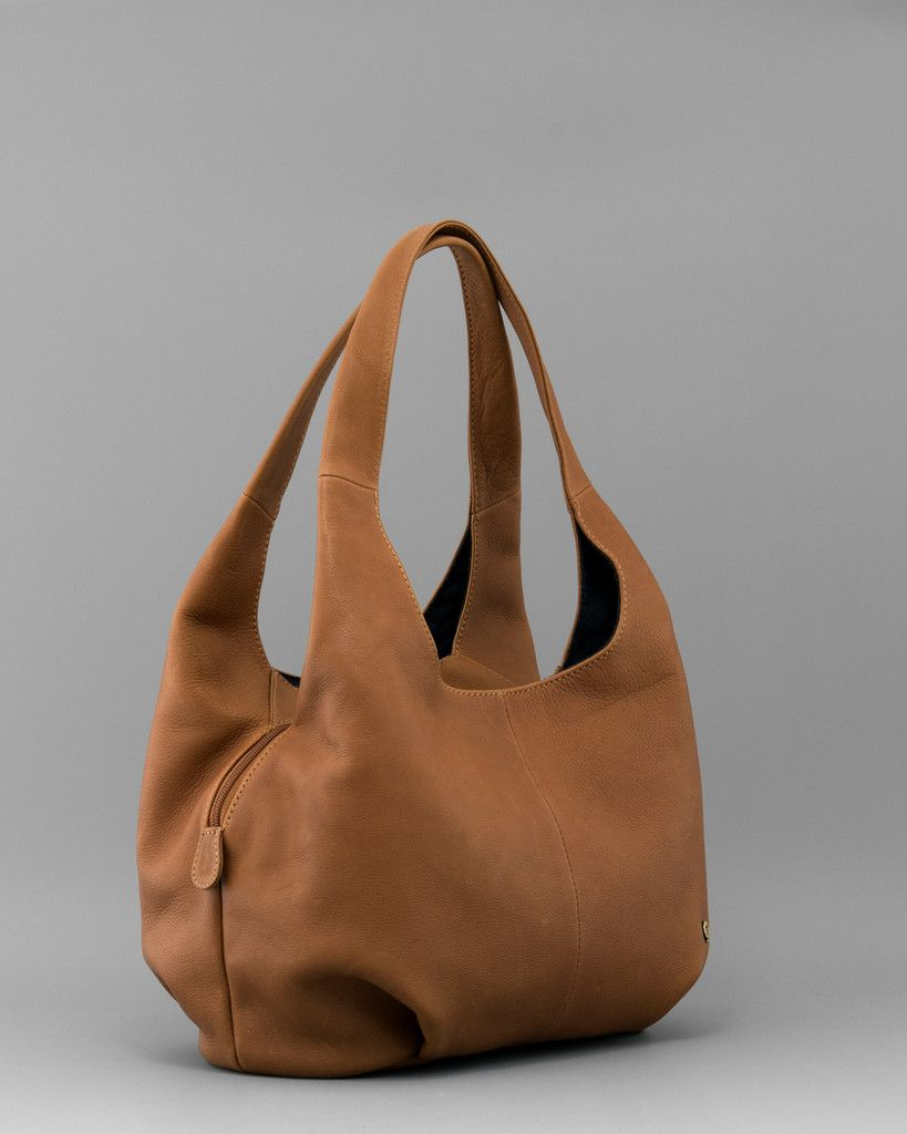 Meehan Tan Leather Slouch Shoulder Bag   Bag obsession   Pinterest ... b694eb964b