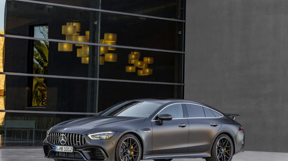 Mercedes Amg Gt 4 Door Coupe Revealed 3 Levels Of Potent Power