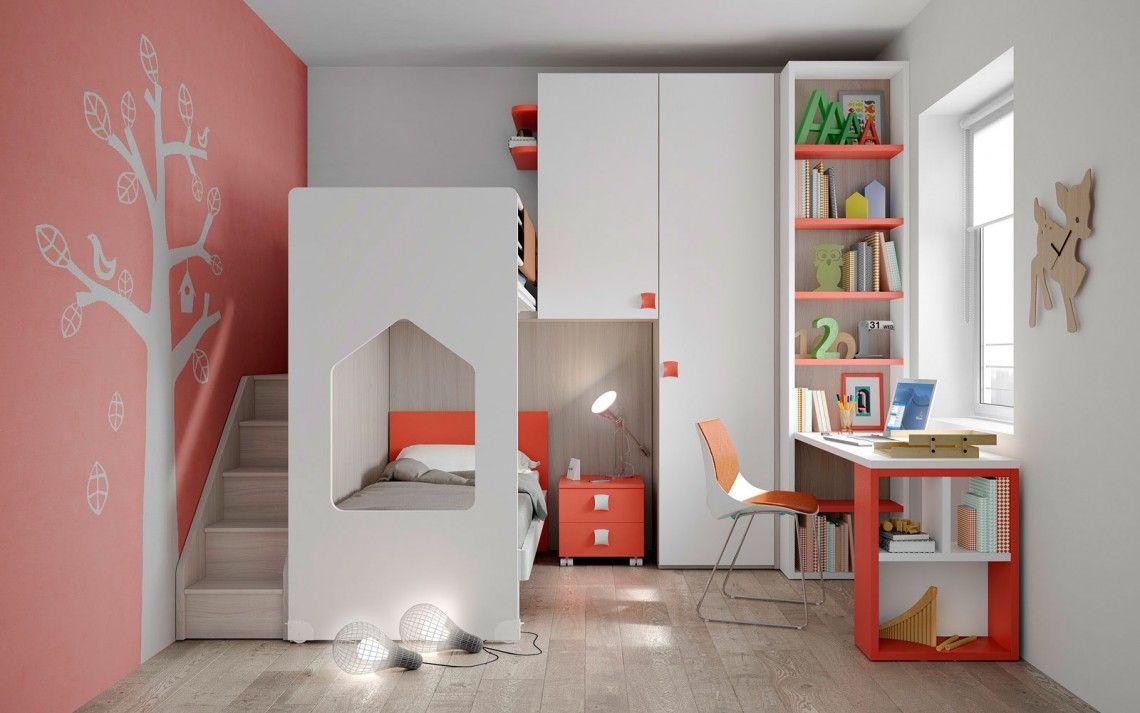 Camerette Grandi ~ Salvaspazio mistral camerette kids room