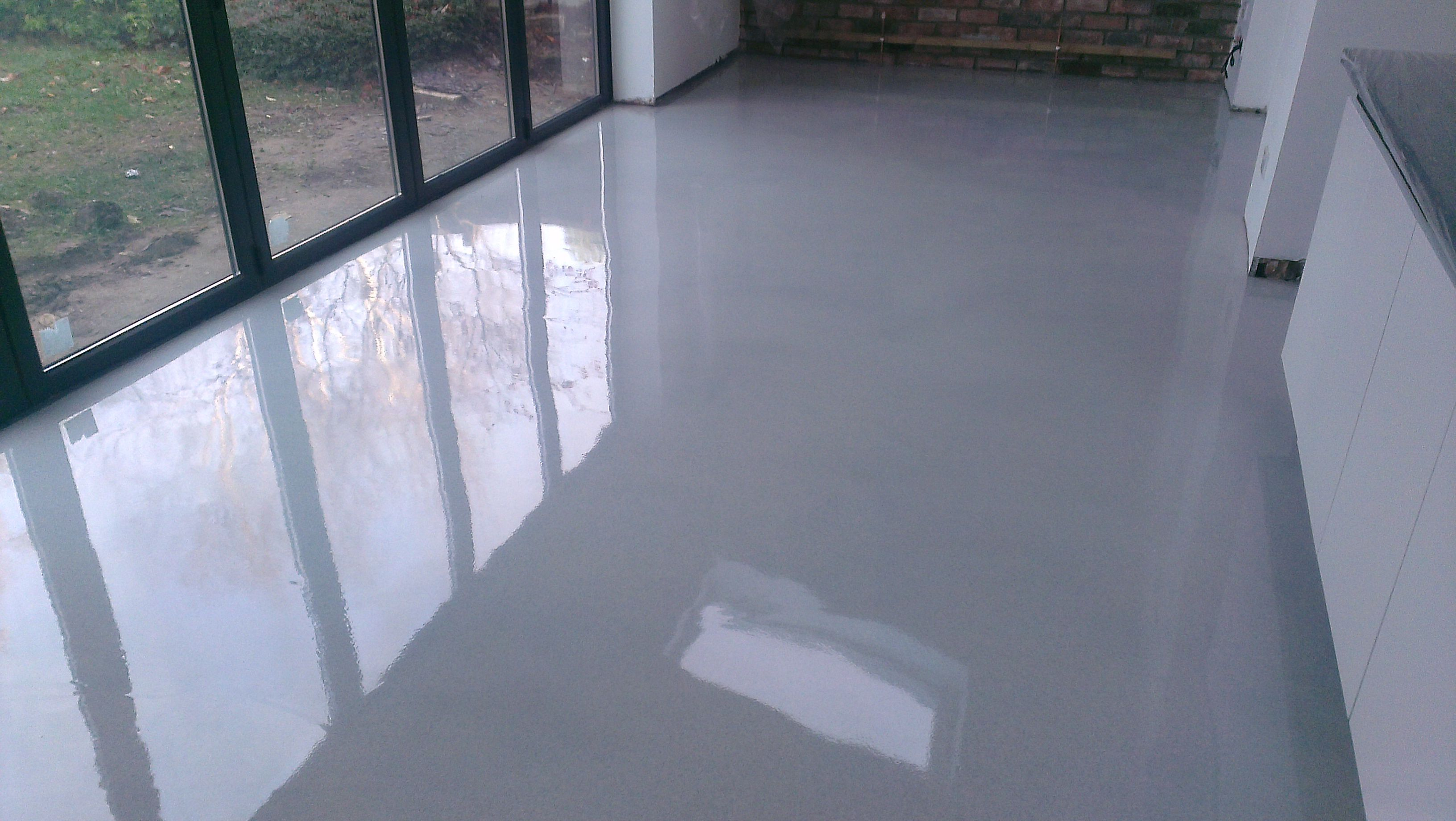 Perfect SIKA DecoFloor Epoxy Resin Flooring